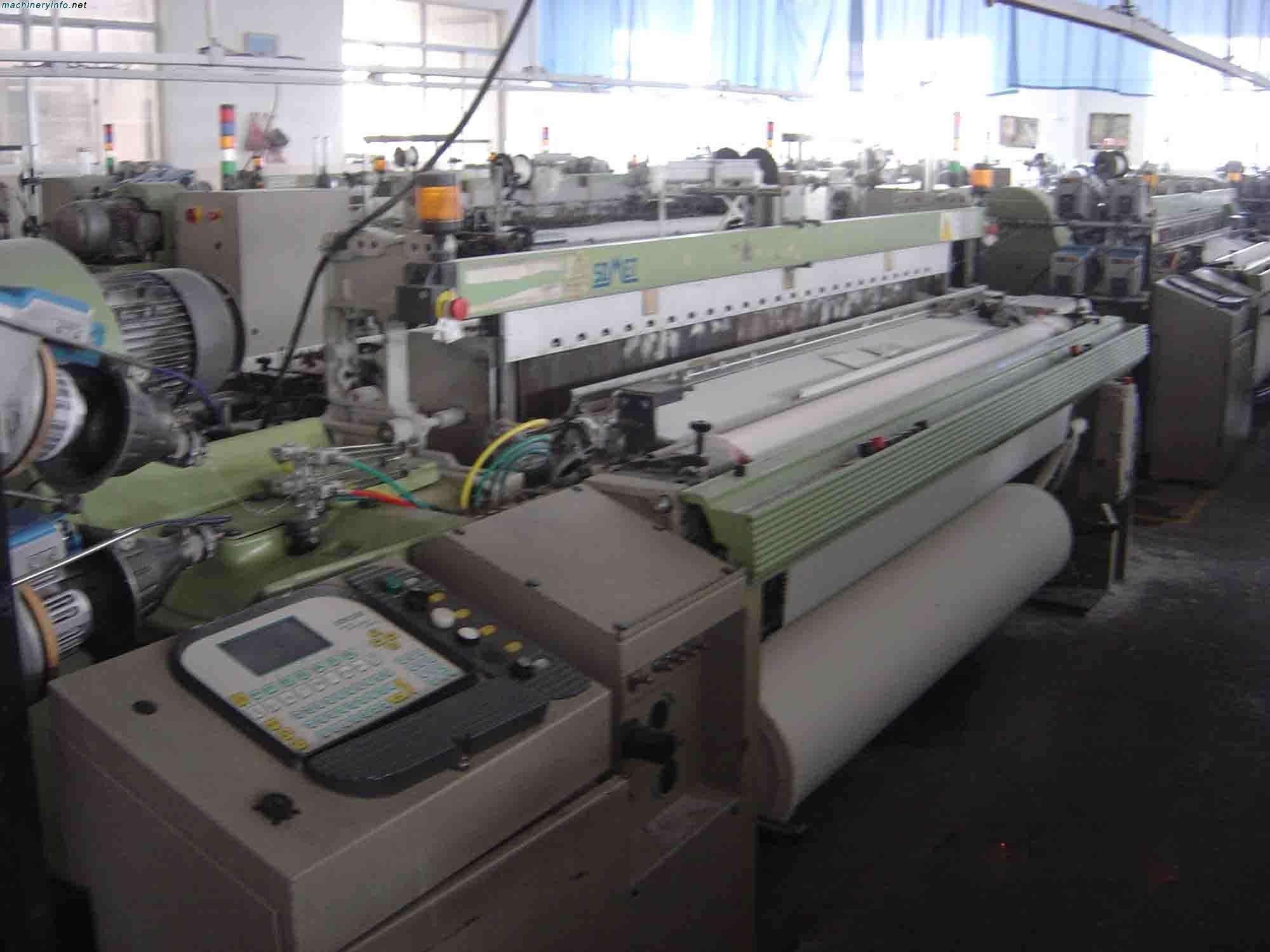 纺织机械业与其他许多工业部门的关系